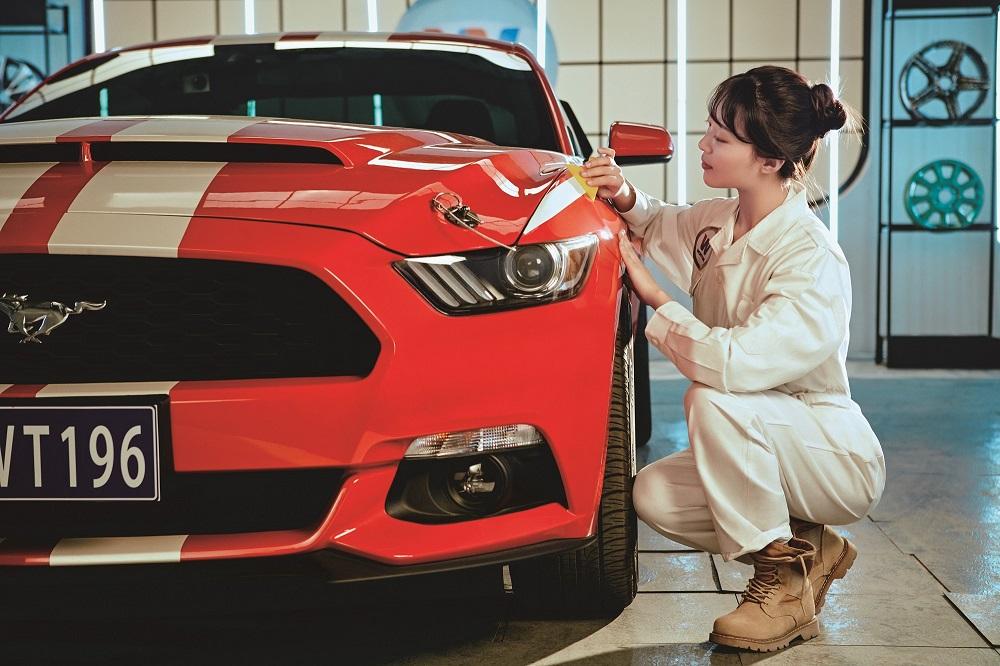 学汽车美容好学吗?重庆去哪儿学汽车美容?