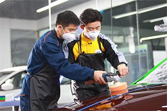 行业前景 | 汽车美容行业前景有多广?用数据说话