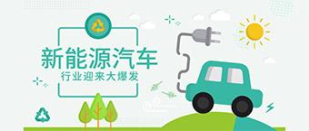 全球新能源汽车一季度销量榜:前五名中国品牌占3席,行业迎来大爆发!